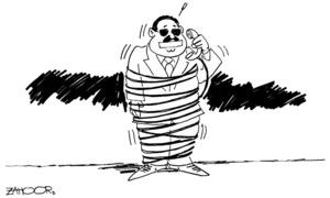 Cartoon: 14 October, 2019