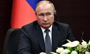 Putin vows to help 'Arab partners' fend off attempt to upset oil market