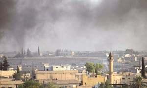 ترک حملوں کا مقابلہ کرنے کیلئے شام نے شمالی حصے میں فوج تعینات کردی
