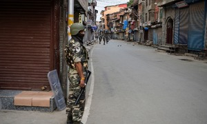 Kashmir, the valley without a curfew pass