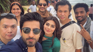 Sheheryar Munawar and Sadaf Kanwal were shooting in Sri Lanka and we finally know why