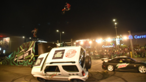 Dew Moto Extreme witnessed over 15,000 people in its biggest-ever stunts shows