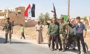 Syrian govt steps in to halt Turkish assault on Kurds