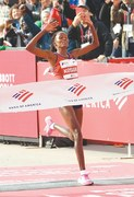 Kosgei  shatters Radcliffe's world marathon record in Chicago