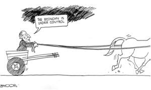 Cartoon: 15 October, 2019