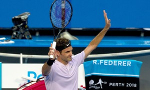 Heart decides as Federer confirms Tokyo Olympics participation