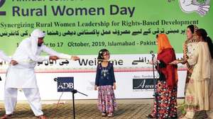 Rural women demand inclusive policies to reduce inequality