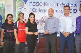 Nixor College win girls, boys TT titles in PSSO Games