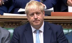 Johnson briefs allies as Brexit talks go to the wire