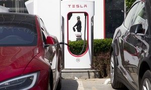 China grants Tesla car manufacturing certificate, says industry ministry