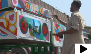 کراچی کے ممتاز احمد کی کمال مہارت نے سب کو حیران کردیا