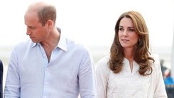 Kate Middleton rocks an all white ensemble by Gul Ahmed in Lahore