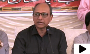 'حکومت کے خلاف بولنے والوں کی آواز بند کردی جاتی ہے'