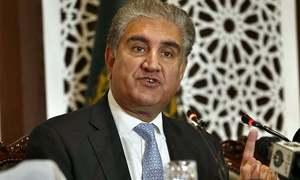 بھارتی عزائم پاکستان کی سلامتی کیلئے خطرہ ہیں، وزیر خارجہ