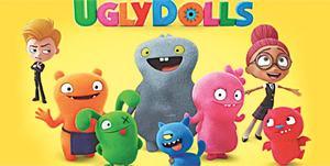 Movie review: Uglydolls