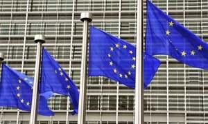 امریکا کا یورپی یونین کی مصنوعات پر ریکارڈ ٹیرف نافذ