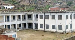 Bajaur girls high school not functional for 10 years