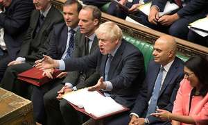 Brexit day of reckoning: UK parliament to vote on Johnson's deal