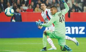 Mbappe scores on return as PSG beat Nice 4-1