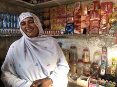 Small businesses enable rural women to break free from inter-generational cycles of poverty