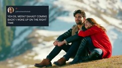 Ahad Raza Mir and Sajal Aly's teaser for Yeh Dil Mera has captured everyone's hearts