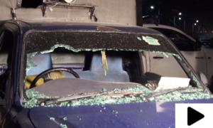 کوئٹہ دھماکہ، 2 پولیس اہلکاروں سمیت 4 افراد زخمی