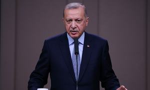 Turkey will resume Syria assault if US promises not met, warns Erdogan
