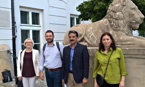 Horizon 2020 grants FCCU Rs22 million for the Disputed Territories and Memory Project