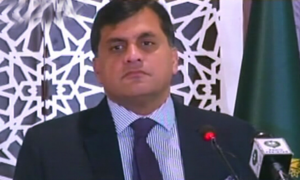 Pakistan to participate in four-party meeting on Afghan peace process in Moscow