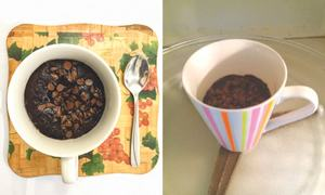 Cook-it-yourself: Moistest chocolate mug cake