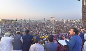 Days of PTI govt are numbered, says Bilawal