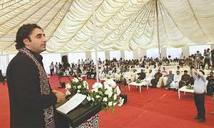 Bilawal asks prime minister to stop playing with lives of political rivals