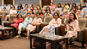 HBL campaigns to spread breast cancer awareness, organises events for employees