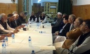 Govt, opposition end hours-long discussion on 'Azadi March' with no result