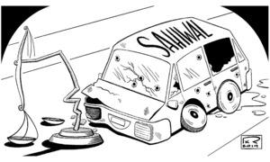 Cartoon: 27 October, 2019