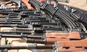 اثاثوں میں ہتھیار ظاہر کرنے میں اراکین سندھ اسمبلی سب سے آگے