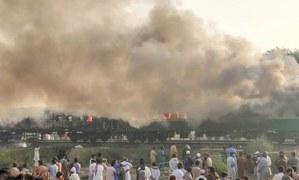 رحیم یار خان: تیزگام ایکسپریس میں آتشزدگی، جاں بحق افراد کی تعداد 74 ہوگئی