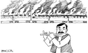 کارٹون : 1 نومبر 2019