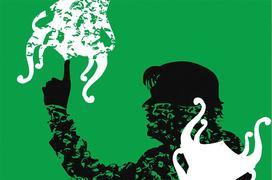 SMOKERS' CORNER: THE SAVIOUR COMPLEX