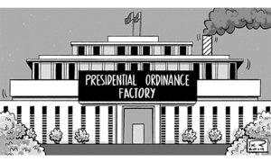 Cartoon: 3 November, 2019
