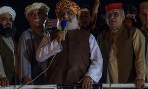 حکومت کے خلاف ہماری تحریک کا تسلسل برقرار رہے گا، مولانا فضل الرحمٰن