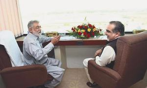 Sindh governor says govt to honour agreement with JUI-F