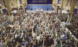 Iran has outflanked US since 1979 revolution, says Khamenei