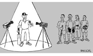 کارٹون : 4 نومبر 2019