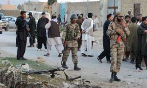 2 FC personnel martyred, as many injured in gun attack on FC vehicle in DI Khan