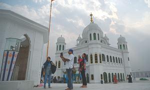 COMMENT: Guru Nanak travelled widely but always returned to Kartarpur