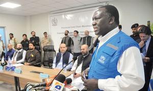 UNHCR donates vaccine storage facility to govt