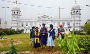 گوردوارہ دربار صاحب سکھ یاتریوں کے استقبال کیلئے تیار