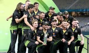 عالمی نمبر ون پاکستان کو لگاتار چوتھی ٹی20 سیریز میں شکست
