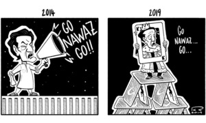 Cartoon: 10 November, 2019